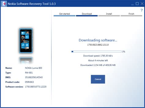 Tool Reset Lumia | nokia software recovery tool download