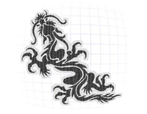 chinese tribal dragon tattoo designs tattoos tribal ideas zentrader