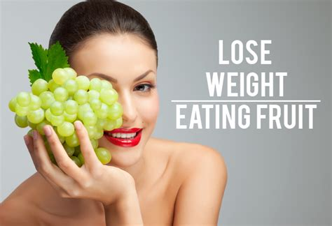 a fruit diet 5 fruits you should eat to lose weight easyday