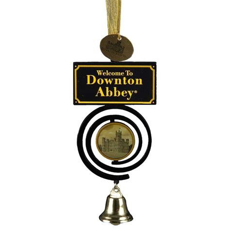 downton abbey ornaments christmas and holiday ornametns