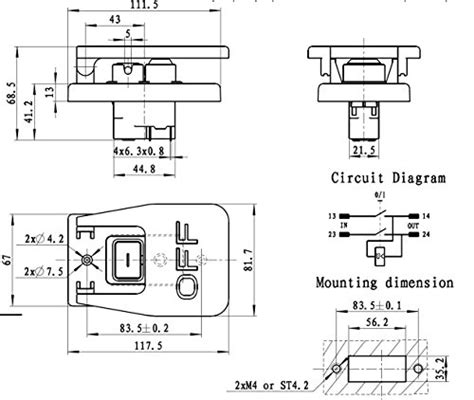 wiring diagram for magnetic switch choice image wiring diagram sle and guide powertec 71054 120v magnetic paddle switch new