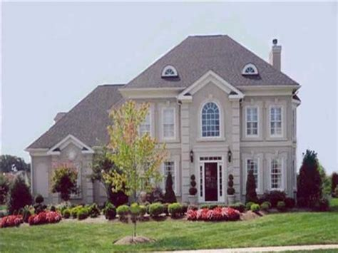 french colonial house plans georgian style house french colonial homes house plans