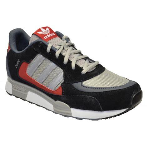 Addidas Black Ready Uk 41 adidas adidas zx 850 black silver sc b4 m25741 mens trainers adidas from brands