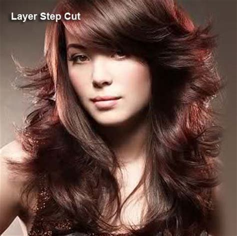 how to layer hair step by step step layered hairstyles hairstyles