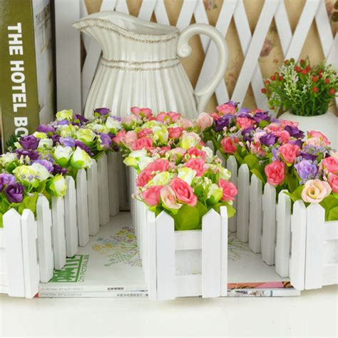 flower home decoration interior decorating accessories