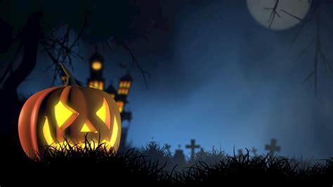 imagenes de halloween hd fondo de pantalla de calabaza castillo cementerio