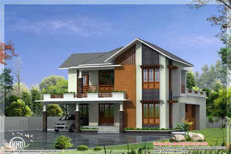 villa house style