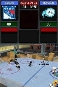 Backyard Basketball Ds by Backyard Hockey U Micronauts Rom