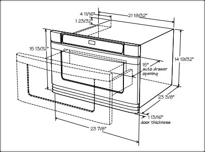 sharp microwave oven drawer specs how to install a microwave drawer