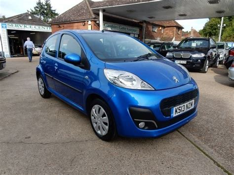 peugeot 107 finance used peugeot 107 1 0 active 5d 68 on finance in cranleigh