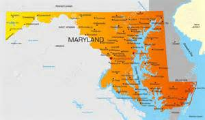usa map maryland state maryland map fotolip rich image and wallpaper