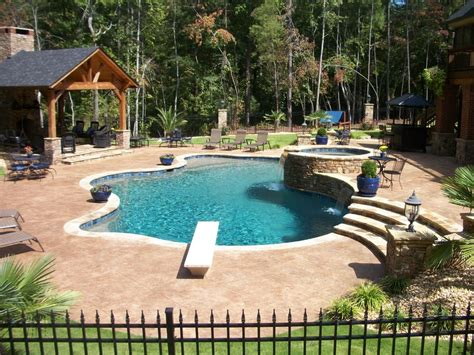 Backyard Vacation Pools Spas 1000 Images About Backyard Vacations By Brown S Pools