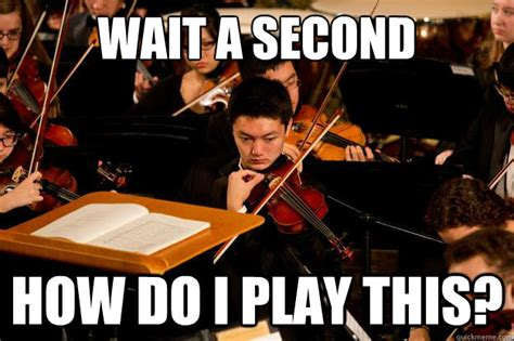 Violin Meme - serious violin player memes quickmeme