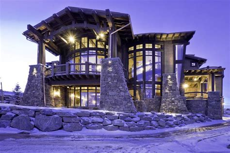 dreamhomes us ski dream home luxury holiday villa in deer crest utah