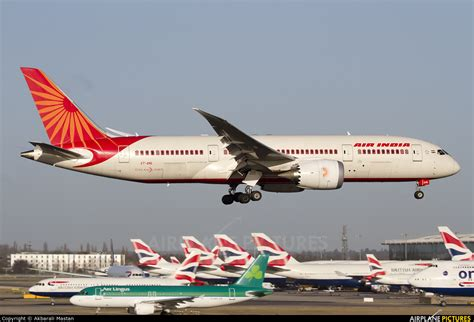 air india ai115 vt anl b787 dreamliner vt anl air india boeing 787 8 dreamliner at