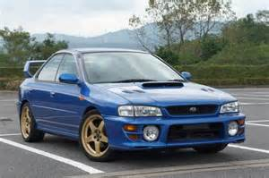 1999 Subaru Impreza For Sale 1999 Subaru Impreza Gc8 Wrx Sti For Sale Japan