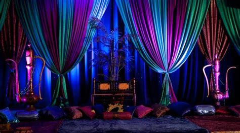 arabian theme decorations arabian nights wedding theme arabia weddings