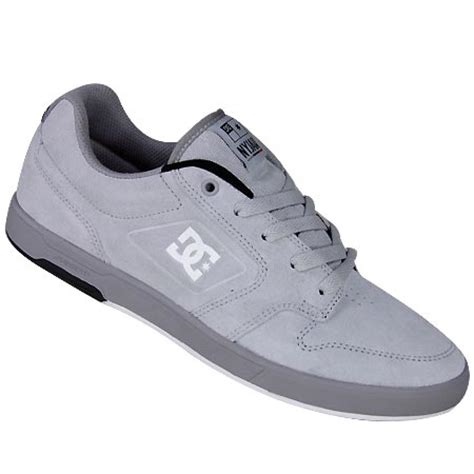 Jual Dc Nyjah Huston dc shoe co nyjah huston s shoes light grey in stock at spot skate shop