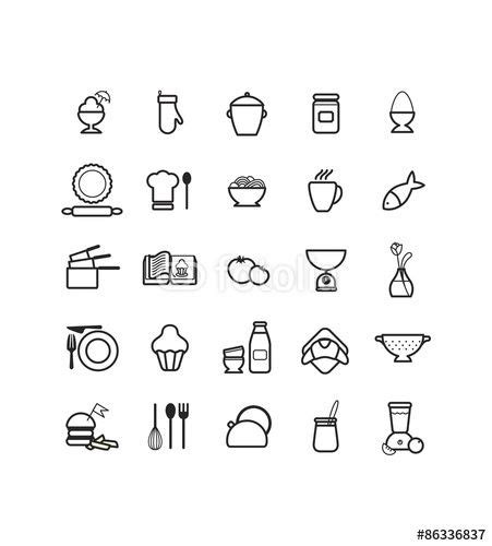 pictogramme cuisine 319 best picto images on doodles