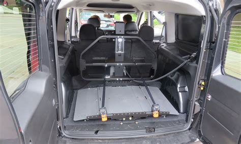 update ram promaster vans adapted  limited mobility