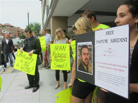 Interest Section Iran by Rally Against The Iranian Interests Section In Washington