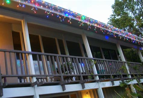 hanging outfoor christmas light tools diy planning for lighting artwork at home