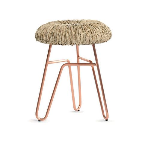 donut stool small white mogg touch of modern