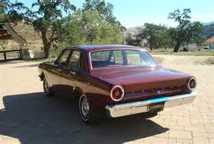 all american classic cars 1967 ford falcon 4 door sedan