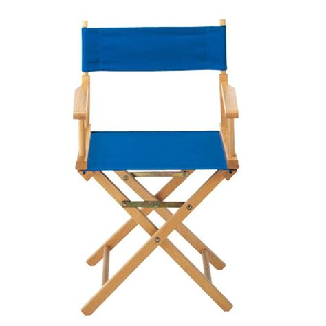 Directors Chair Cover by Home Decorators Collection Royal Blue Director S Chair