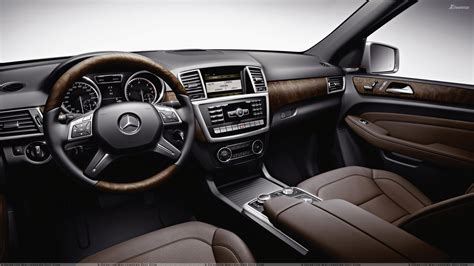 Interior Parts For Mercedes by 2012 Mercedes M Class Accessories Interior Wallpaper