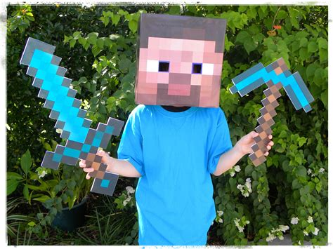 how to make a costume how to make a minecraft steve costume for less than 10 kerryannmorgan