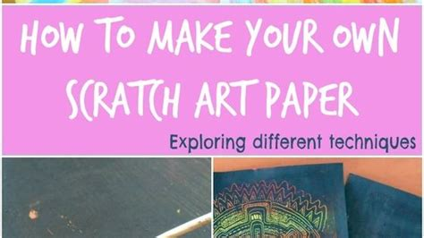 Make Your Own Scratch Paper - how to make your own scratch paper and