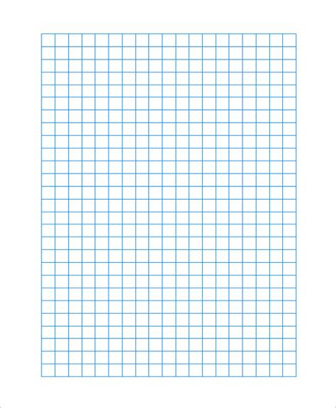 printable graph paper blank sle graph paper printable 9 exles in pdf word excel