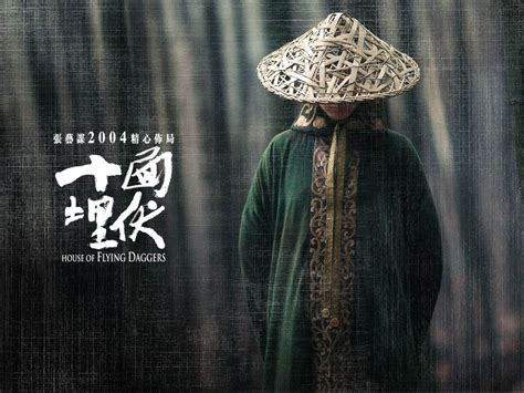 house of flying daggers in depth asian movie reviews the asian cinema blog