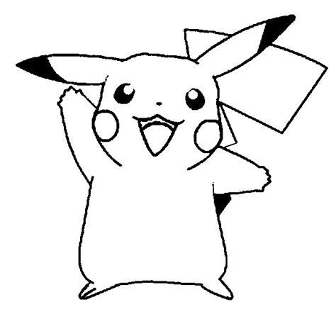 pikachu colorear colorear ploo fr