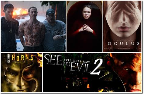 best of 2014 list of top 5 new horror on dvd 2015 2016