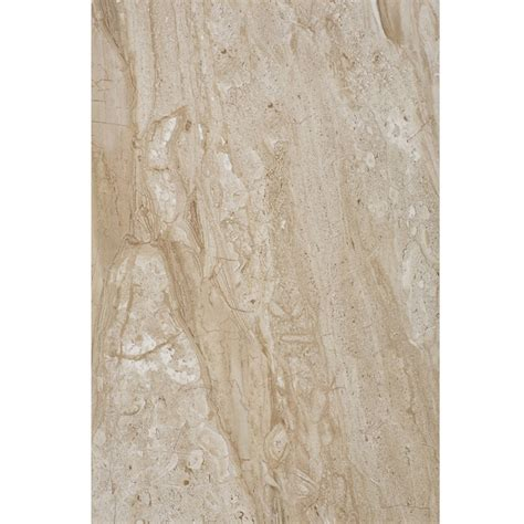 moda gloss stone marble effect dark beige wall tiles available online now