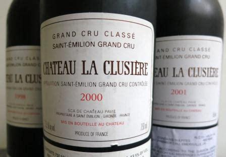 the wine cellar insider bordeaux wine guide wine blog chateau la clusiere st emilion bordeaux wine complete guide