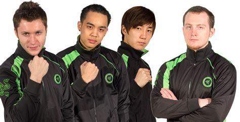 Jaket Evil Geniuses evil geniuses joins team razer gamingshogun