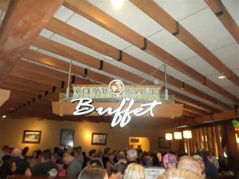 Prime Rib And Pizza Picture Of Spirit Mountain Casino Spirit Mountain Casino Buffet Hours