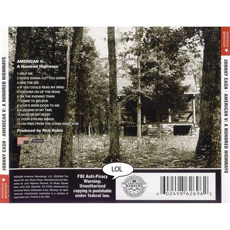 johnny cash american v mp3 download cover american v a hundred highways