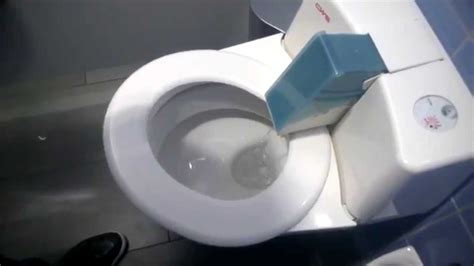 robot  cleaning toilet seat germany youtube