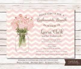 invitations for bridal luncheon bridal shower invitation birthday invite retirement bridal luncheon invitation diy