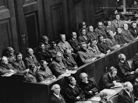 Nuremberg Trials Essay Ideas by Lecture Series To Look At Nuremberg Chief Prosecutor