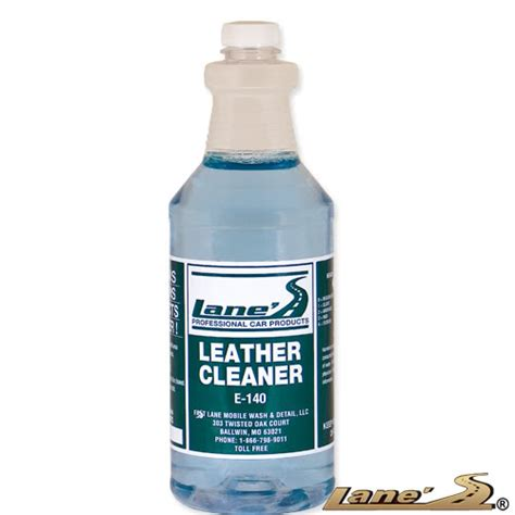 Leather Cleaner by Auto Leather Cleaner Car Care E 140