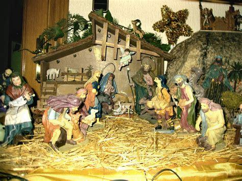 imagenes nacimiento de jesus en belen vista del nacimiento de jesus en el pesebre fotos de
