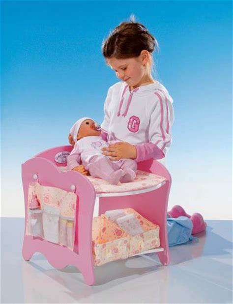 baby annabell changing table baby annabell changing table speelgoed liefhebbers