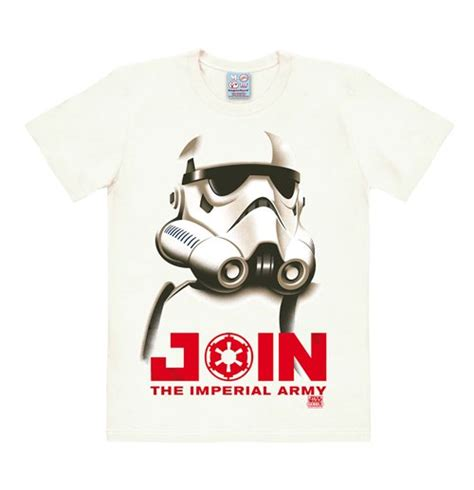 Tshirt Imperial Forces Logo wars t shirt join the imperial army for only 163 20 14 at merchandisingplaza uk