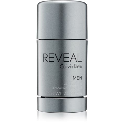 Ck Reveal Deo Stick by Calvin Klein Reveal Deo Stick F 252 R Herren 75 G Notino De