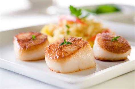 baked scallops recipe dishmaps